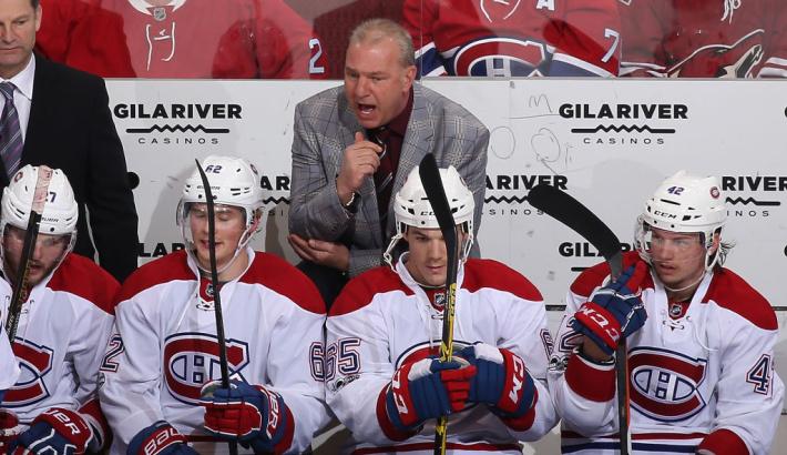 Монреаль учится на ошибках и вовремя меняет тренера