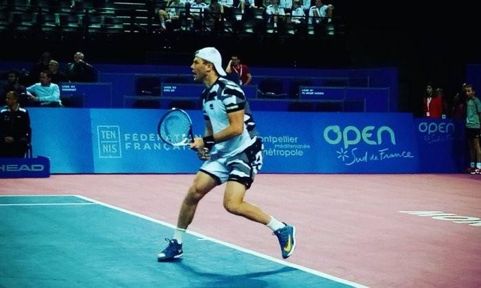 Украинец Марченко победил настарте турнира вМонпелье