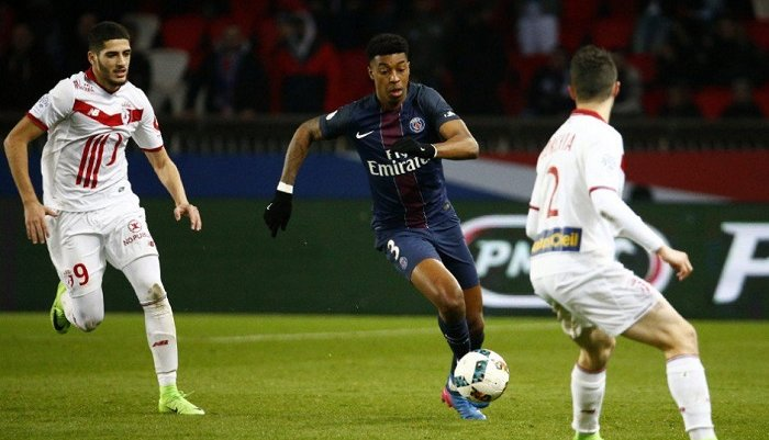 Лига 1. «ПСЖ» напоследних минутах вырвал победу над «Лиллем»