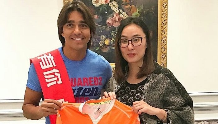 Марсело Морено продолжит карьеру в КНР