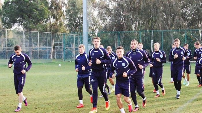 Черноморец на втором сборе сыграет против команды Милевского