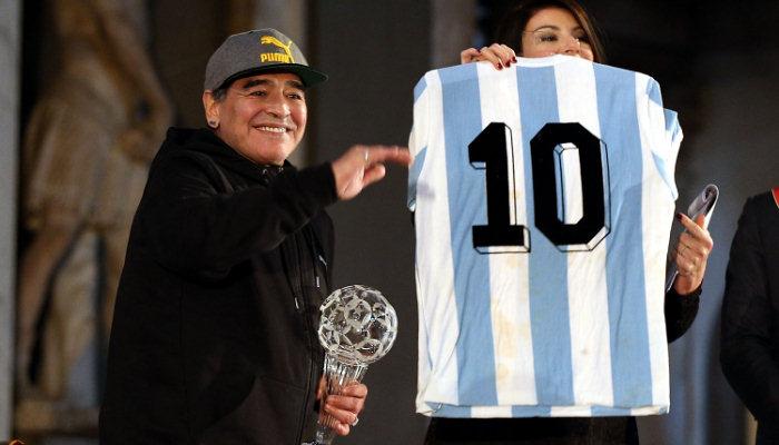 Італія і Аргентина можуть провести матч в Неаполі в пам'ять про Марадону
