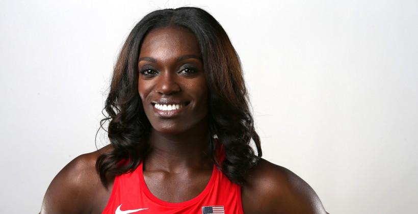 Олимпийская чемпионка изсоедененных штатов дисквалифицирована из-за допинга