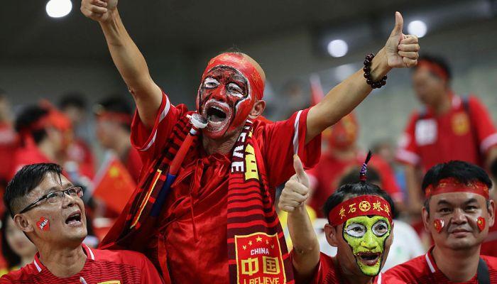 китайская суперлига по футболу нас
