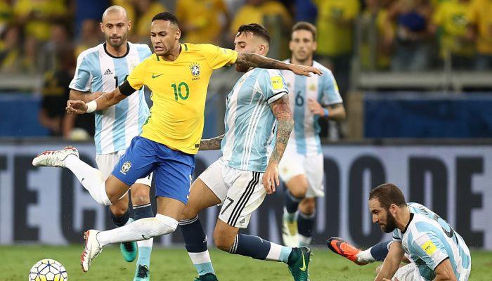 Аргентина и Бразилия сыграют 9 июня в Австралии