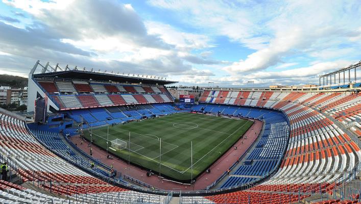 Финал Кубка Испании пройдет на«Висенте Кальдерон»