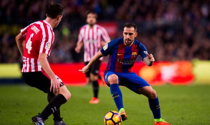 «Барселона» насвоем поле разгромила «Атлетик»