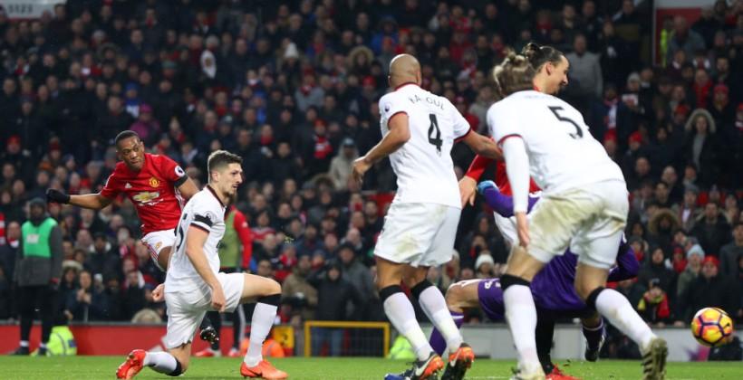 «Манчестер Юнайтед» сыграет с«Уотфордом»