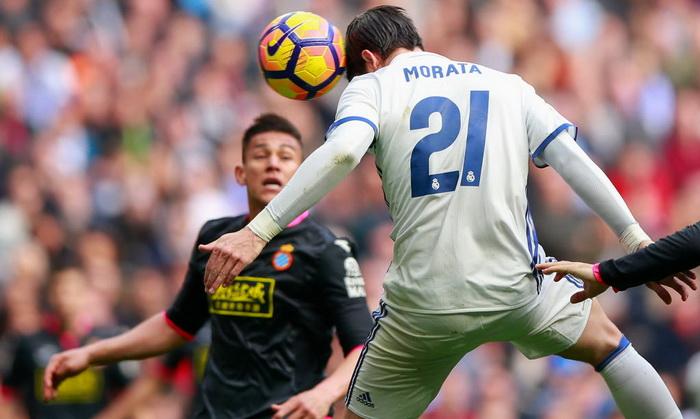 Мадридский Реал обыграл Эспаньол