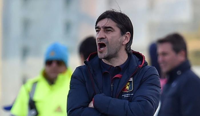 Мандорлини сменил Юрича напосту основного тренера футбольного клуба «Дженоа»