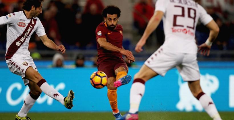 Рома без проблем взяла реванш у Торино