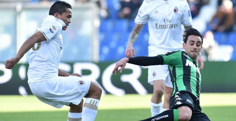 Милан обыграл Сассуоло на выезде