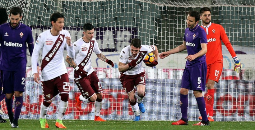 Торино спасается в матче против Фиорентины