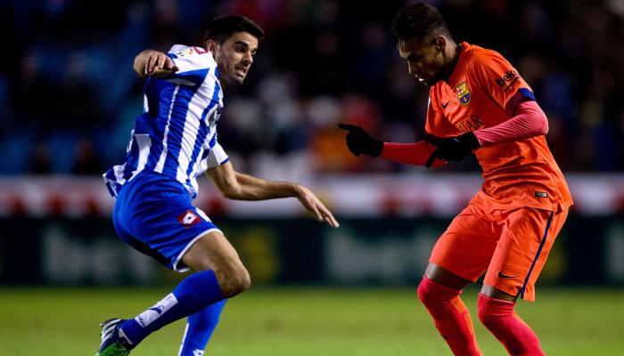 «Барселона» видит вХуанфране замену травмированному Алейшу Видалю