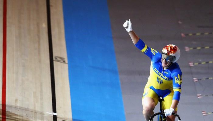 Украинские велосипедисты завоевали две медали наэтапе Кубка мира