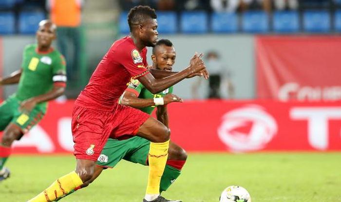 Сборная Буркина-Фасо обыграла Гану вматче за 3-е место наКубке Африки