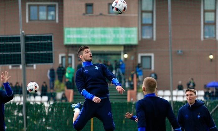 Новичок «Динамо» Пантич очень обрадовался трансферу встолицу Украины