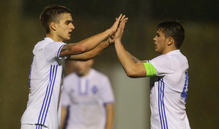 «Динамо» узнало конкурента в1— Юношеская Лига УЕФА
