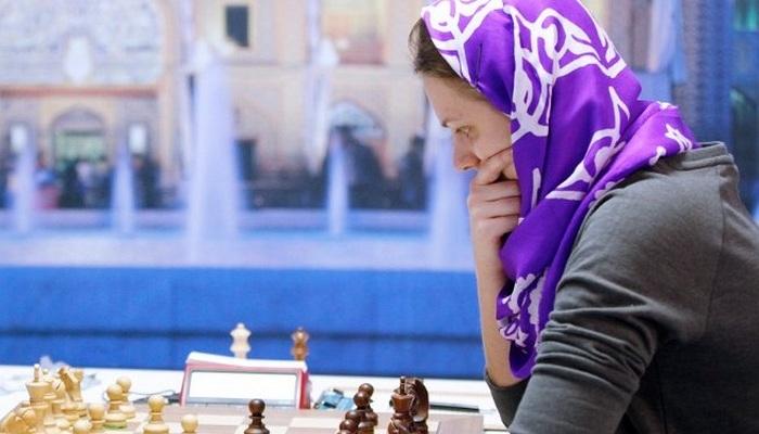 Украинская шахматистка вышла вфинал чемпионата мира, разбив россиянку