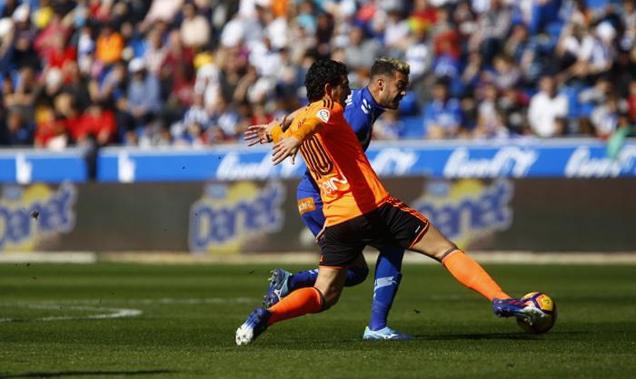 Алавес одержал победу над Валенсией