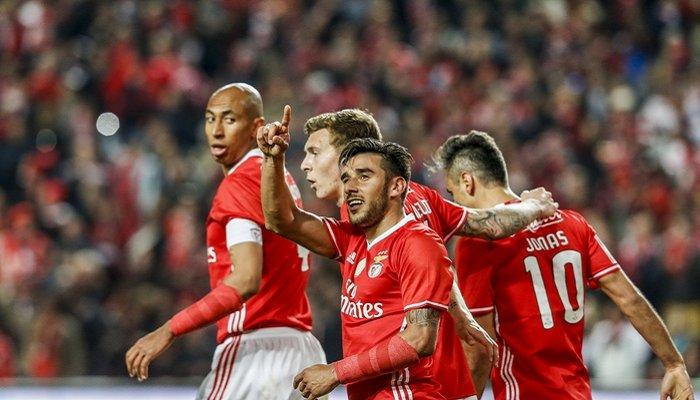 Бенфика вышла в финал Кубка Португалии