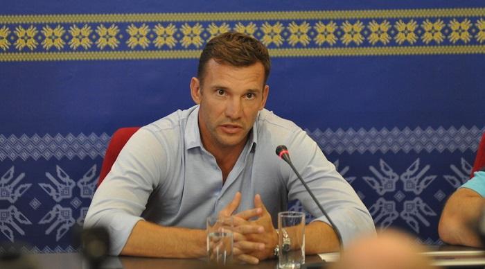 Шевченко: посмотрим на реализацию и состояние игроков в матче с Мальтой