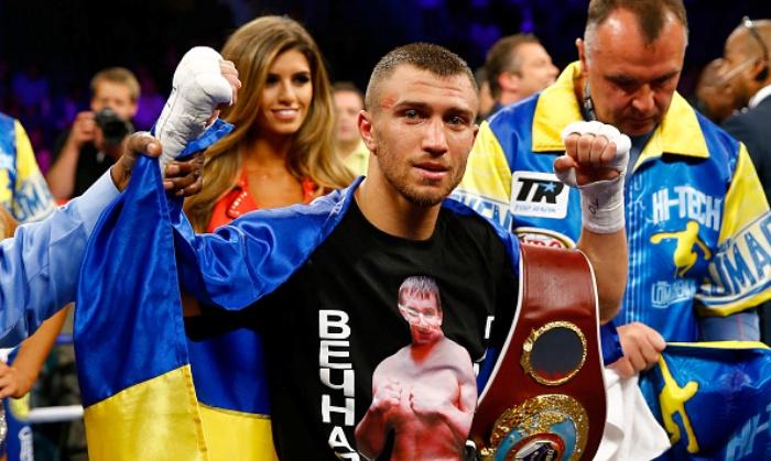 Официально названа дата боя Ломаченко— Ригондо