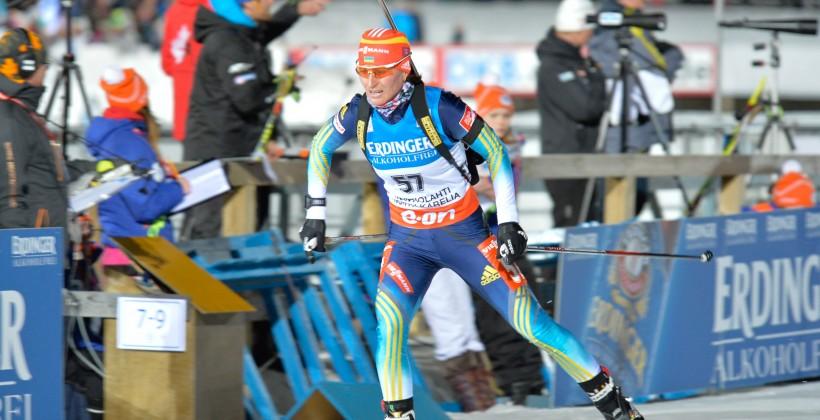 Логинов иЗагоруйко выиграли спринты на8 этапе Кубка IBU