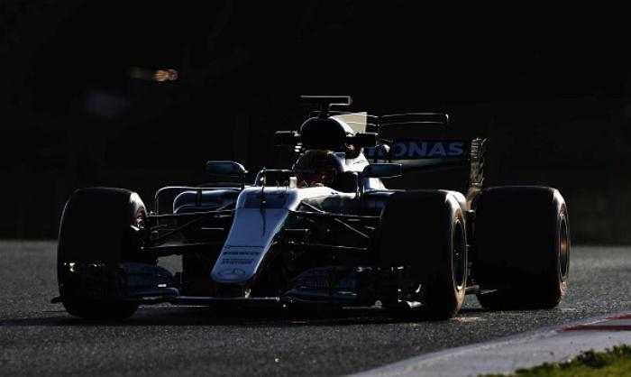 Себастьян Феттель лидирует на заключительной тренировке Гран При Австралии