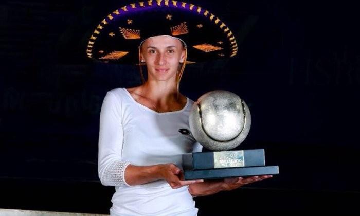 Свитолина номинирована названия «Прорыв месяца» и«Теннисистка месяца» поверсии WTA