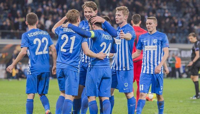 Генк выбил Гент и прошел в 1/4 финала Лиги Европы
