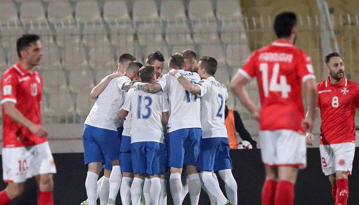 Словакия на выезде победила Мальту