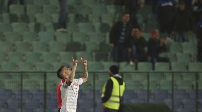 Нидерланды проиграли Болгарии в Софии