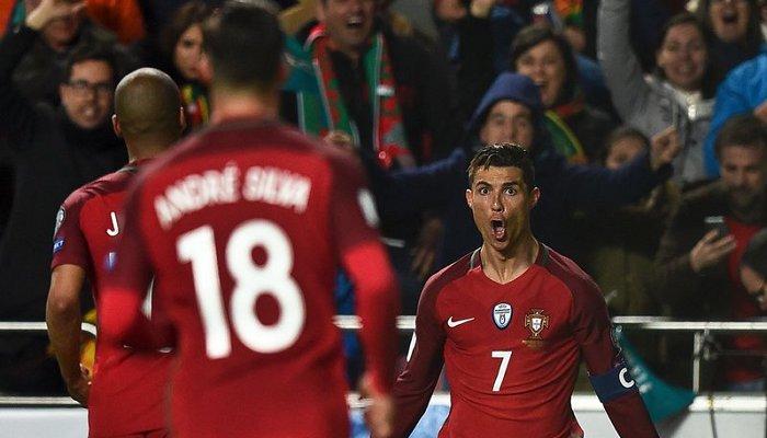 Португалия легко разгромила Венгрию