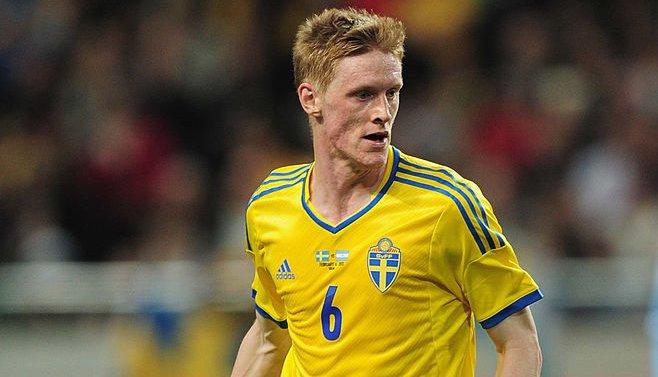 Прошлый полузащитник ЦСКА Эльм завершил карьеру всборной Швеции