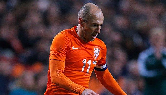 Роббен рассчитывает воздействовать навыбор нового тренера сборной Голландии