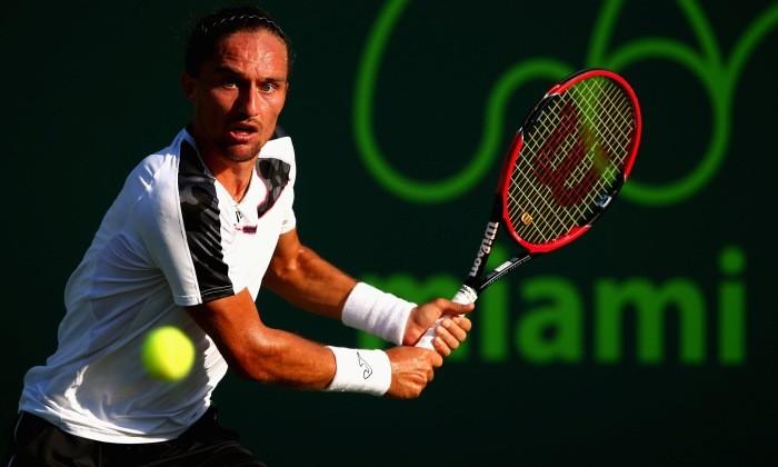 Последний теннисист Украины прекратил выступления натурнире вМайами