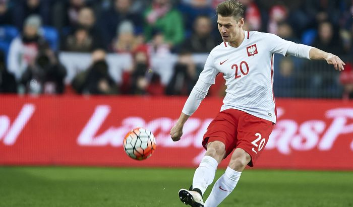 Польша переиграла Черногорию