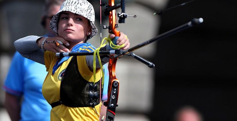 Украинка гарантировала себе серебро чемпионата Европы пострельбе излука