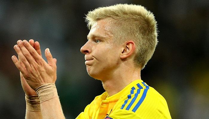 Зинченко: поле немного не позволяло играть Украине