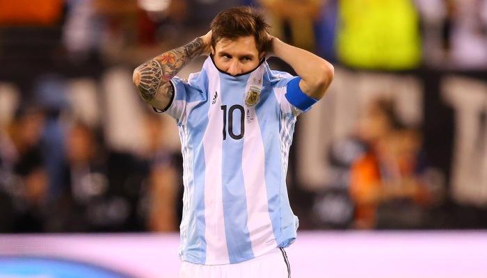 ФИФА рассмотрит апелляцию по Месси 4 мая