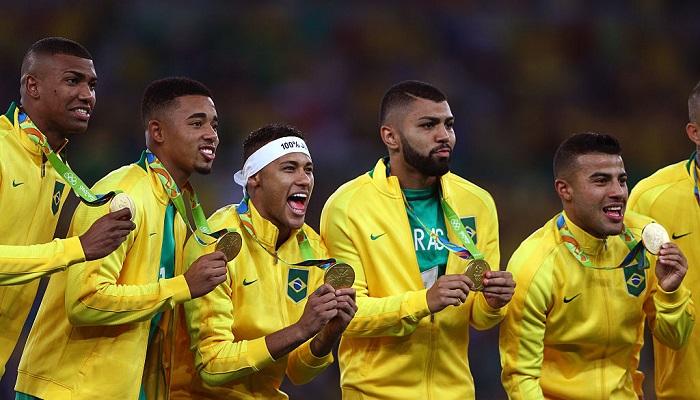 Германия сыграет сИспанией иБразилией врамках подготовки кЧМ