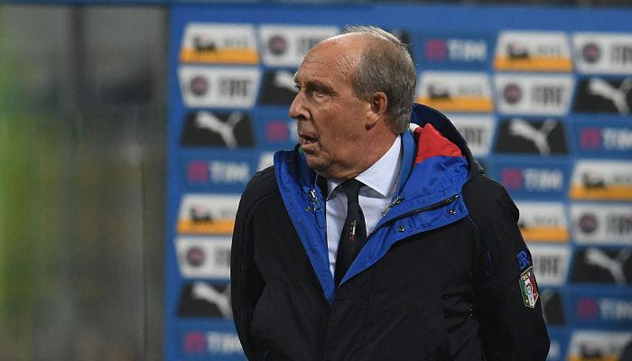 Вентура продлил контракт со сборной Италии до 2020 года