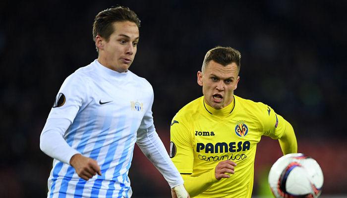 Футболист «Вильярреала» Черышев пропустит от5 до8 недель из-за травмы