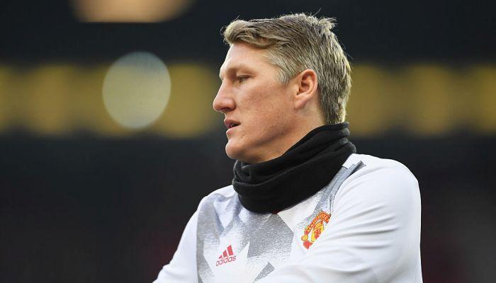 Швайнштайгер ушел из«Манчестер Юнайтед» ипродолжит карьеру вЧикаго