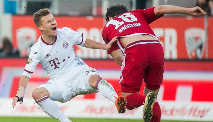 Бавария непланирует расставаться сКиммихом