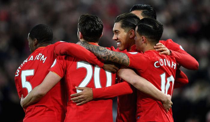 Ливерпуль на Анфилде обыграл Арсенал