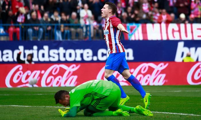 Атлетико разгромил Валенсию