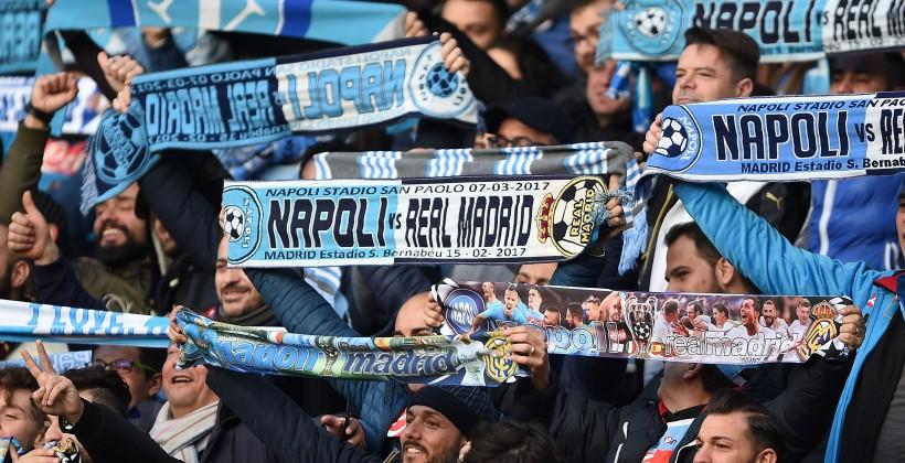 УЕФА оштрафовал Наполи на 38 тысяч евро