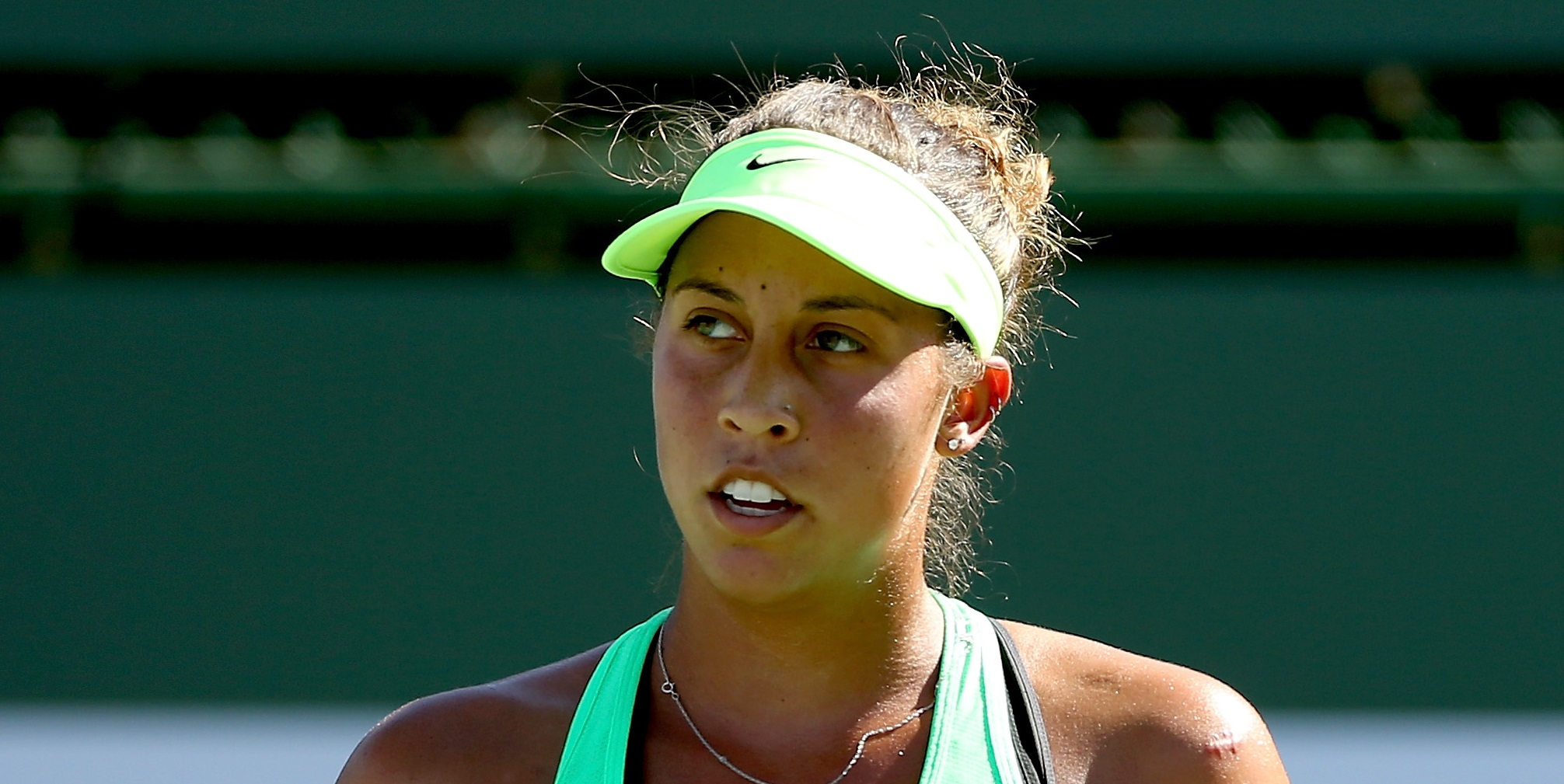 Madison Keys advanced to the French Open semifinals with a hardfought 76 5 64 victory over Yulia Putintseva on Tuesday Runnerup at last years US